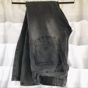 Jude Skinny Jeans HUDSON KIDS faded dark gray